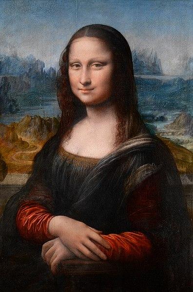 "File:Mona Lisa Restored Colour. Based on newly discovered ""Prado Copy"" painted by pupil alongside Leonardo..jpg"