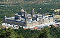 Monasterio de San Lorenzo de El Escorial, vista desde subida al Puerto de Malagón.jpg