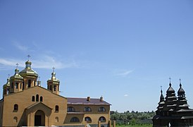 Monastery of St. Volodymyr the Great.JPG
