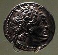 Moneta dell'egitto tolemaico, 200-100 ac ca., inv. 1078.jpg