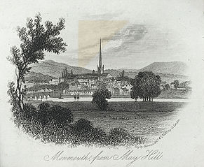 Monmouth, from May hill