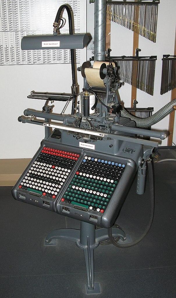File Monotype Taster 1965 Jpg Wikimedia Commons