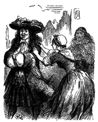 Monsieur de Pourceaugnac, illustration4, Janet-Lange, 1851.png