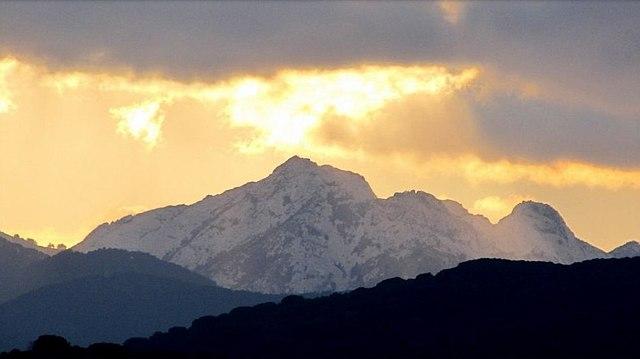 Mount Capanne