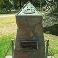 Monument to the Unknown Scout 1948 Sierra Madre California..jpg