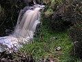 Moorland waterfall - geograph.org.uk - 43607.jpg
