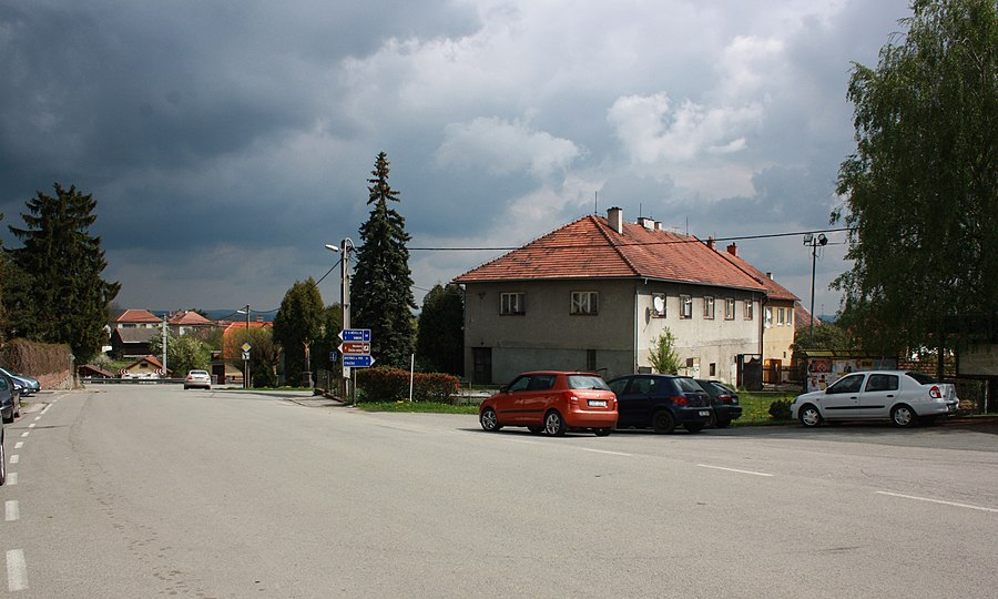 Moravec (Žďár nad Sázavou District)