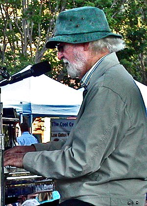 Mose Allison - Allison in 2007