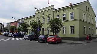 Mosina Place in Greater Poland Voivodeship, Poland