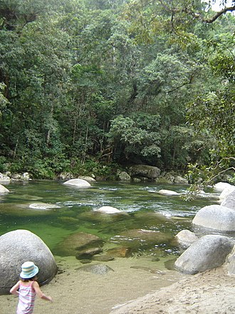 Daintree National Park - Mossman Gorge