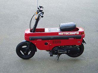 Honda Motocompo - Image: Motoco 01