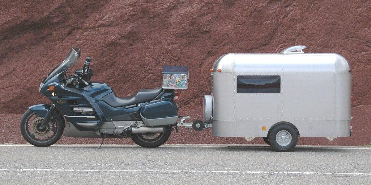 Motorcycle Camping Trailer Uk