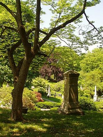 Mount Auburn Cemetery - Mount Auburn Cemetery