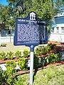 Mount Dora FL Milner Academy plaque01.jpg