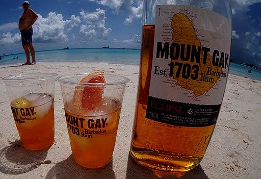Mount Gay Eclipse Cocktails