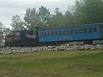 Mount Washington Cog Railway Moosilauke, May 2014.jpg