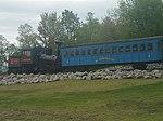 Mount Washington Cog Railway Moosilauke, May 2014.jpg
