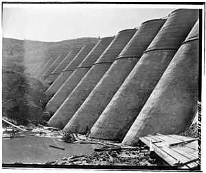John Samuel Eastwood - Mountain Dell Dam