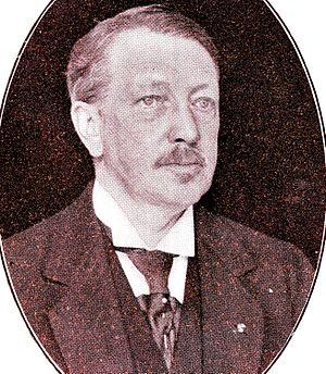 Bastiaan Ort - Bastiaan Ort in 1913