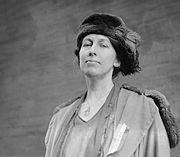 Mrs. Nora Stanton Blatch