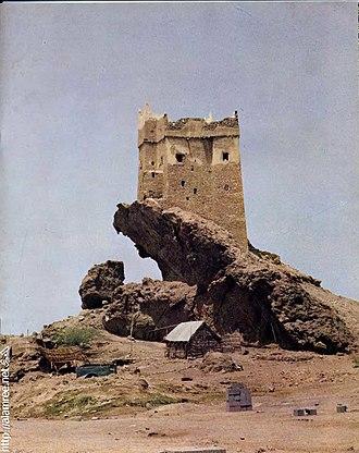 Fort Al-Ghwayzi - In the 1960s