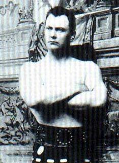 William Muldoon American wrestler