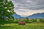 Alpine und voralpine Wiesen- und Moorlandschaften