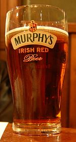 Murphy's Irish Red ale