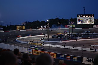 Fairgrounds Speedway - Image: Music City Motorplex