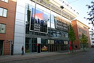 Musicaltheater Bremen front left
