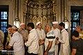 Muslims perform the Eid Al-Adha prayer at Eyup Sultan Mosque 2019-08-11 22.jpg