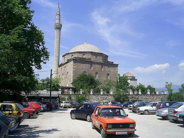 Moschea di Mustafà Pascià