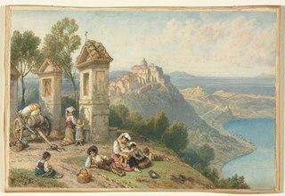 View of Castel Gandolfo (1946.285)