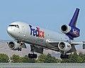 """N389FE Fedex 1974 Mcdonnell Douglas MD-10-10F C-N 46623 """"Tayuon"""" (9840312185).jpg"""