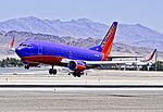 N617SW Southwest Airlines 1995 Boeing 737-3H4 C-N 27700-2759 (8045968476).jpg