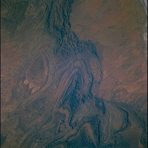 NASA-Flinders-Ranges