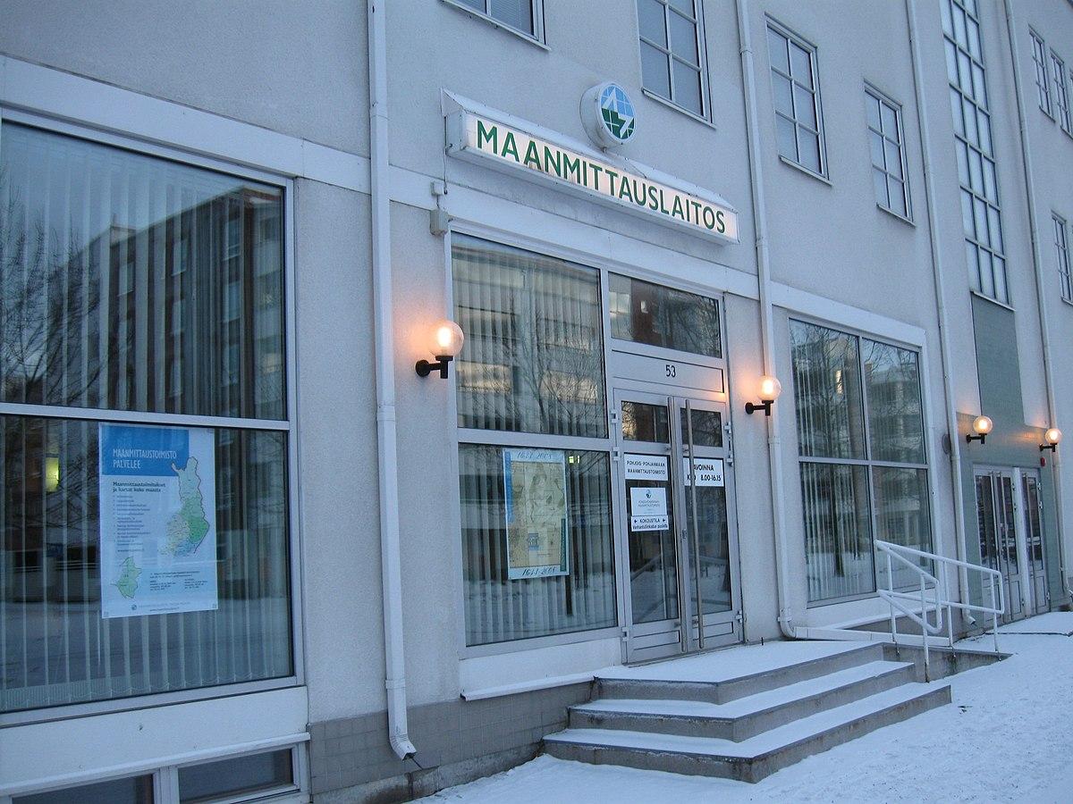 Lantmäteriverket Finland