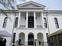 NRHP 77000791 Lafayette County Mississippi Courthouse South Facing 01.JPG