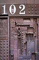 NYC - An artistic steel door in Soho - 0138.jpg