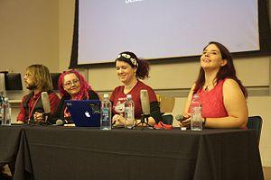 NZ Skeptics - Image: NZ Skeptics Conference 2013 Panel discussion