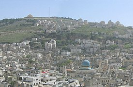 Mount Gerizim - Wikipedia, the free encyclopedia