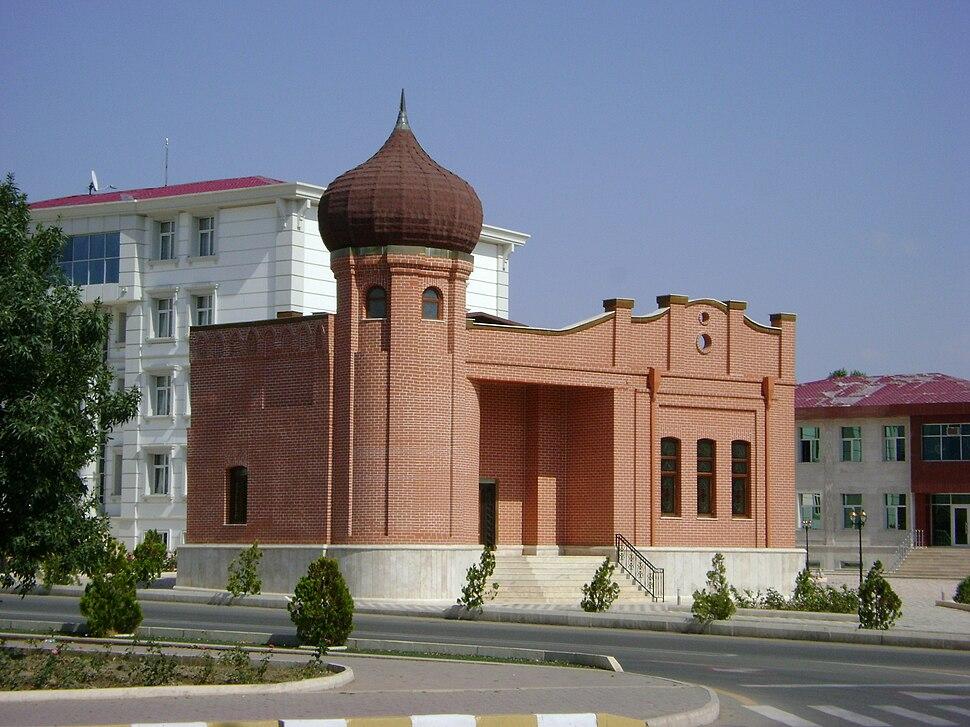 Nakhchivan city femme centre