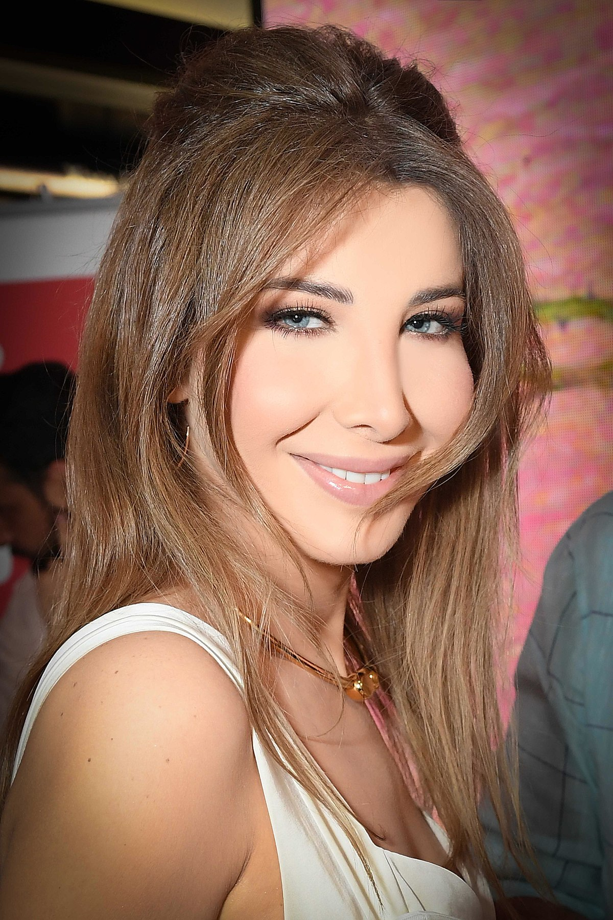 b4f2ca86c Nancy Ajram - Wikipedia