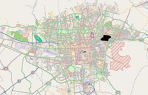 Urbanism in Iran: Tehran - Narmak