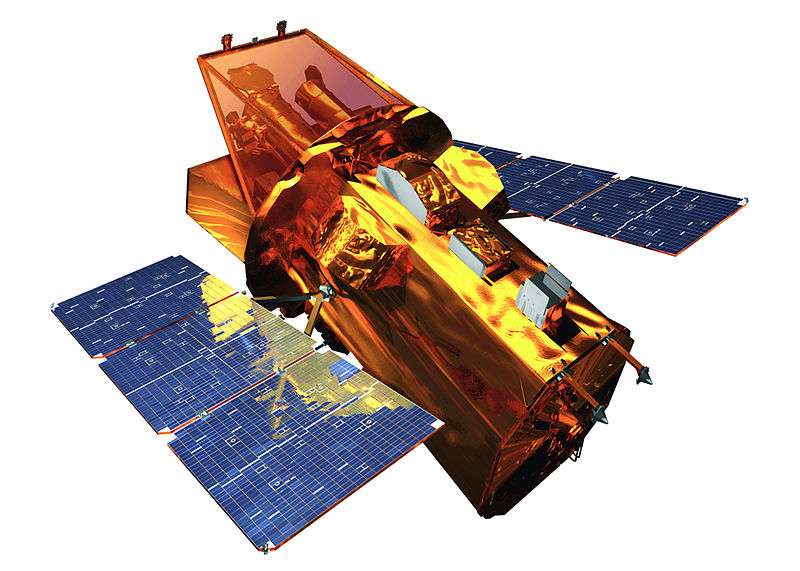 Dosya:Nasa swift satellite.jpg