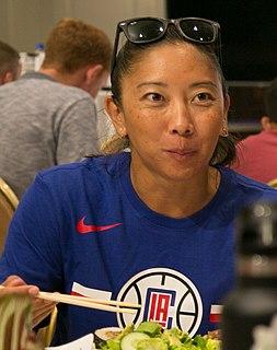 Natalie Nakase American professional basketball coach