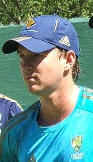 Nathan Hauritz Australian cricketer