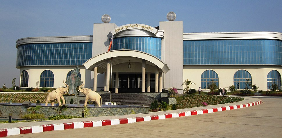 Naypyitaw Gems Museum-02