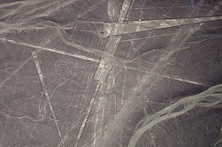 Nazca Parrot geoglyph