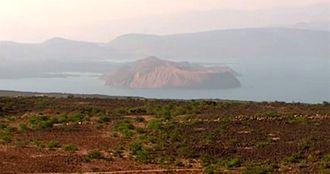 Arta Region - Near Lake Ghoubet in Arta Region